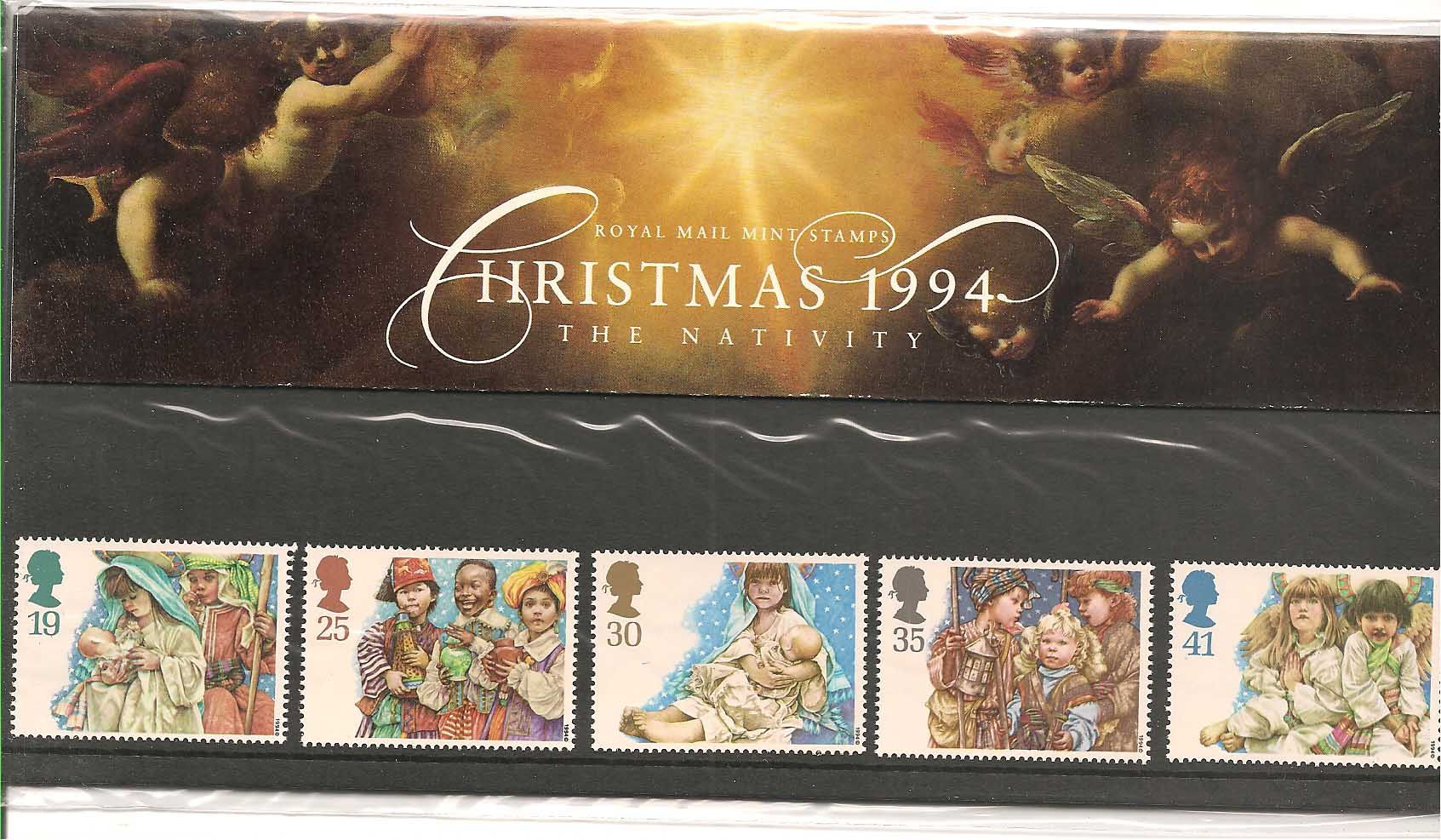 Us Postage Christmas Stamps
