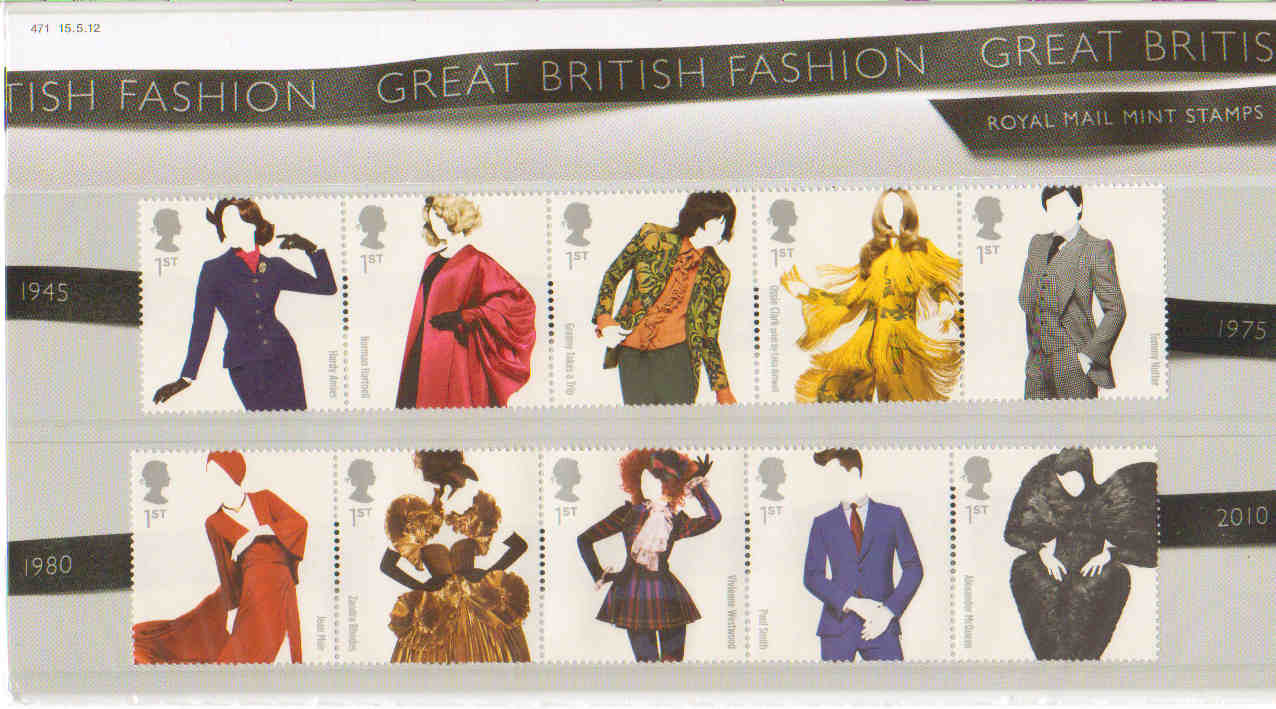 Great Britain Stamps 2012 Great Britain Stamp
