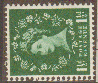 how to find watermark on stamps